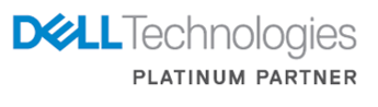 Dell Technologies-Platinum Partner.