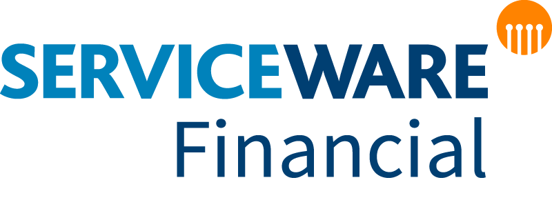 serviceware financial logo
