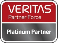 Veritas Partner Force Platinum Partner.